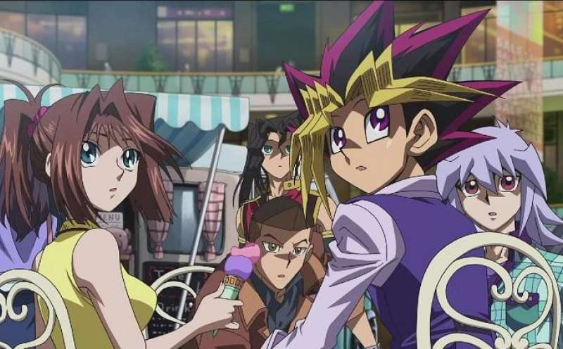 Yu-Gi-Oh! The Dark Side Of Dimensions von Satoshi Kuwabara