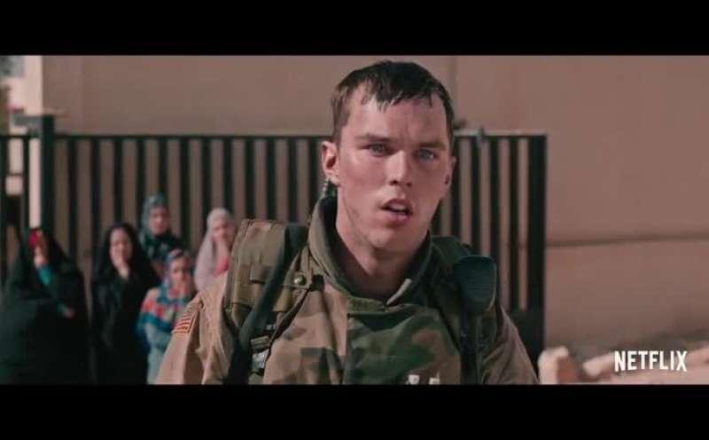 Sand Castle Trailer Deutsch