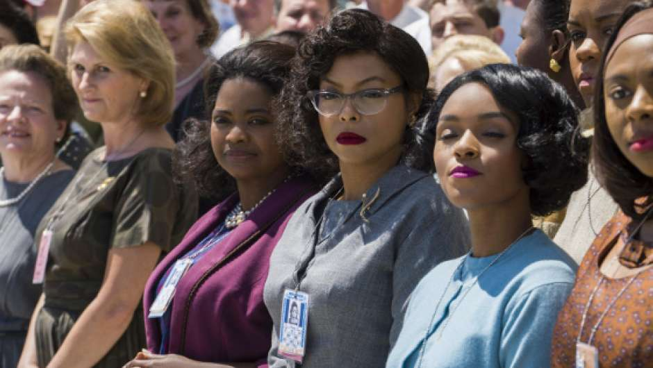Bild aus Hidden Figures; Copyright: 20th Century Fox