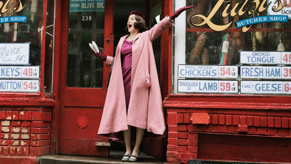 Filmstill zu The Marvelous Mrs. Maisel