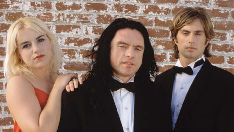 Lisa, Johnny und Mark aus The Room