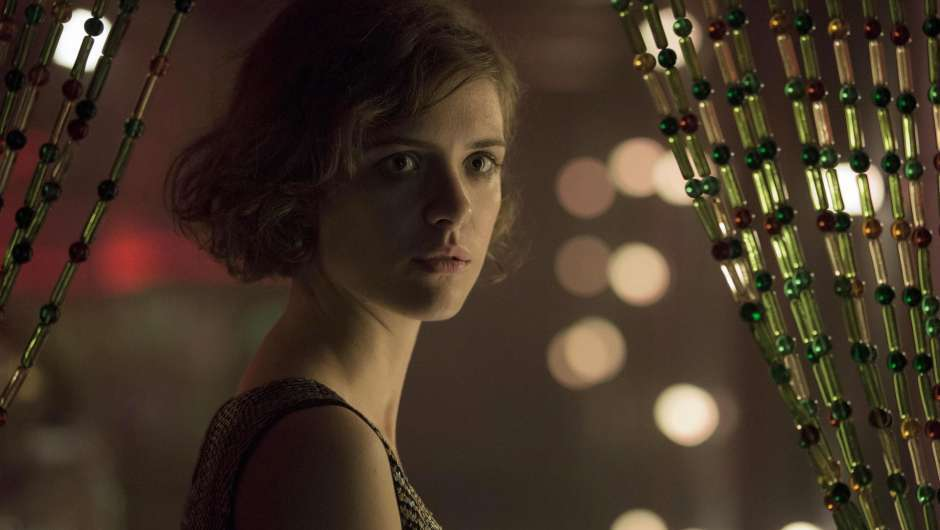 "Liv Lisa Fries in ""Babylon Berlin"""
