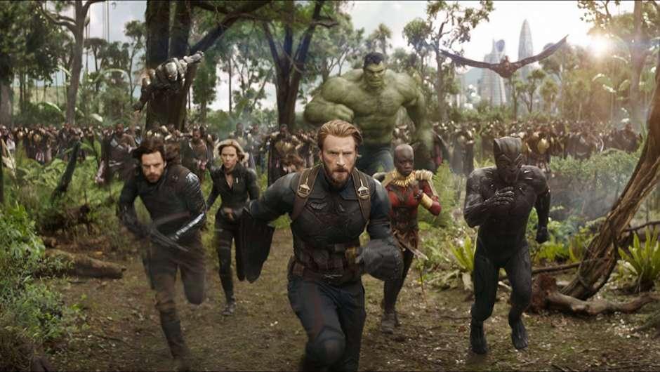 Bild zu Avengers: Infinity War von Anthony Russo, Joe Russo