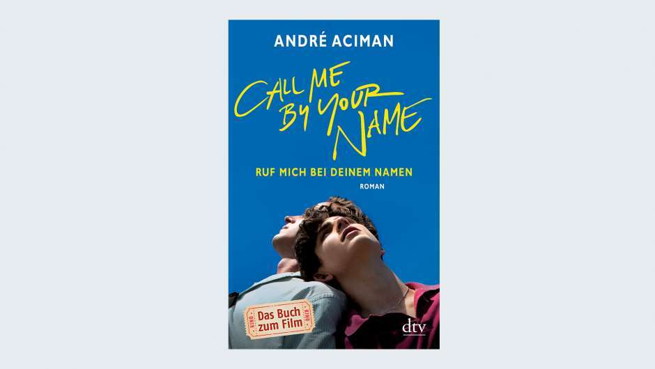 Call Me By Your Name - Cover