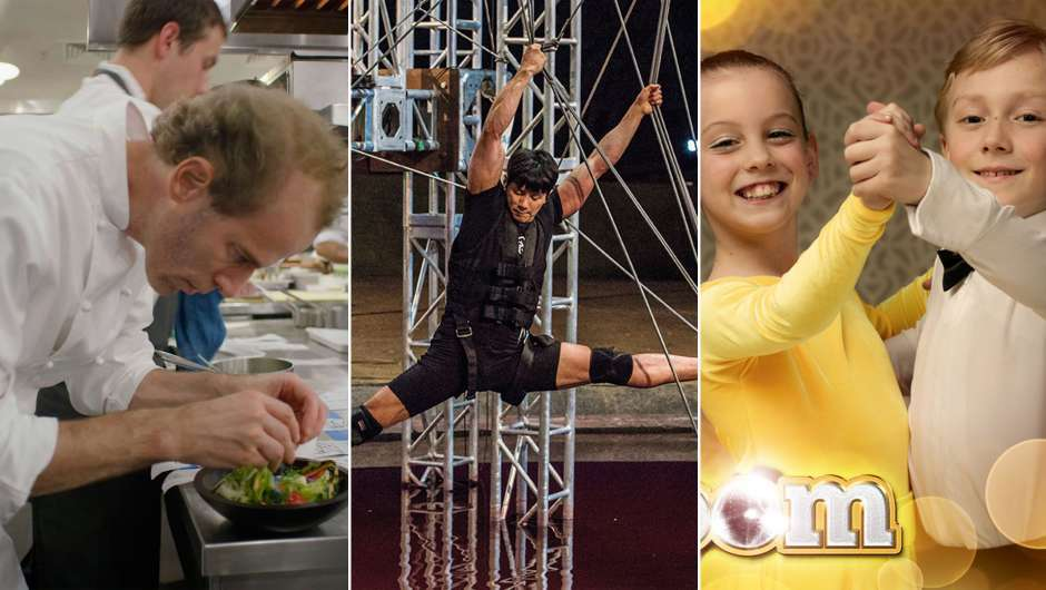 Chef's Table/Ultimate Beastmaster/Baby Ballroom