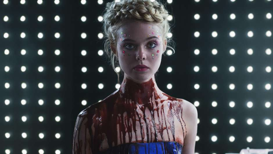 "Elle Fanning in ""The Neon Demon"""