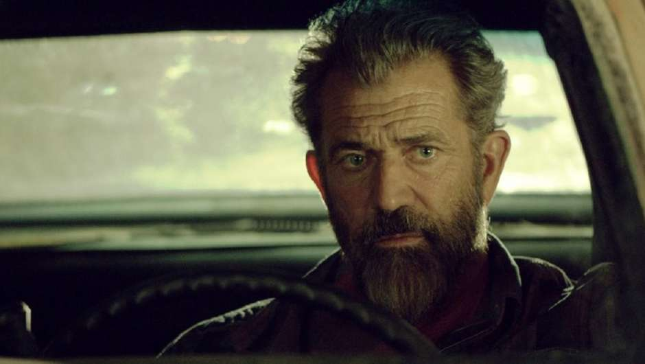 "Mel Gibson in ""Blood Father"""