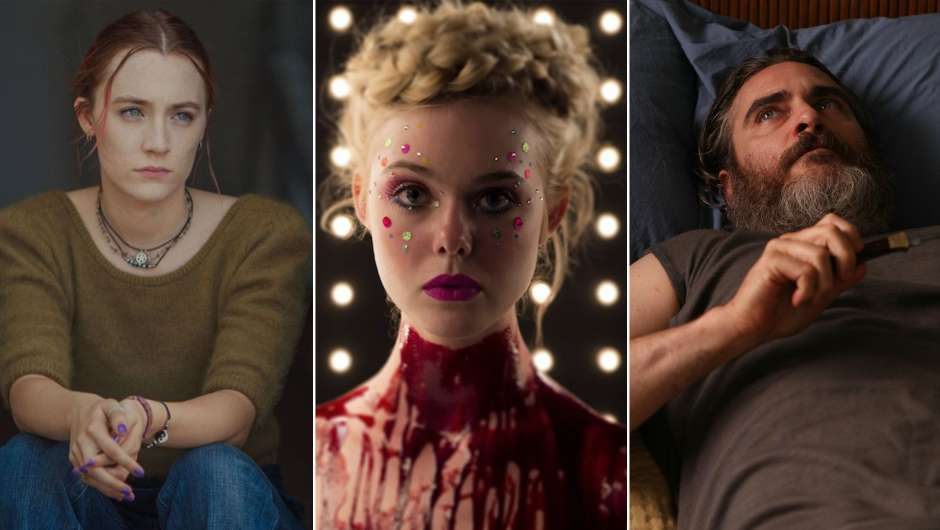 Lady Bird/The Neon Demon/A Beautiful Day