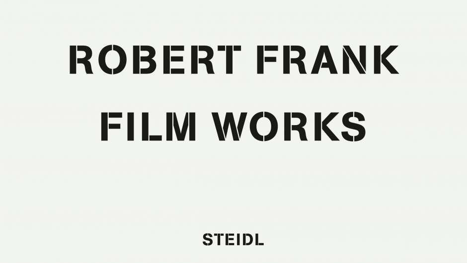 Film Works - Robert Frank