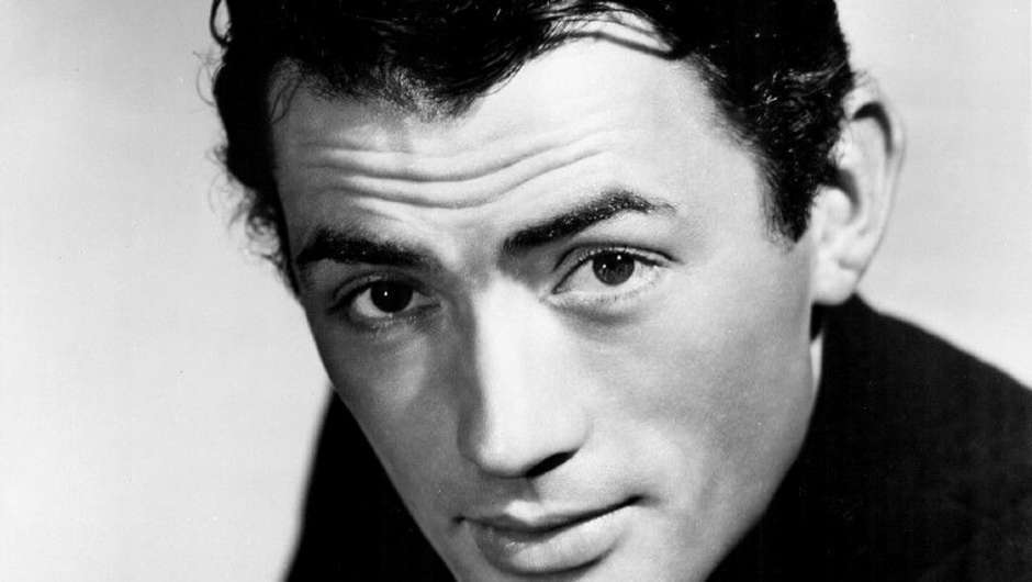 Gregory Peck im Jahre 1944