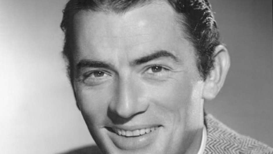 Gregory Peck im Jahre 1948