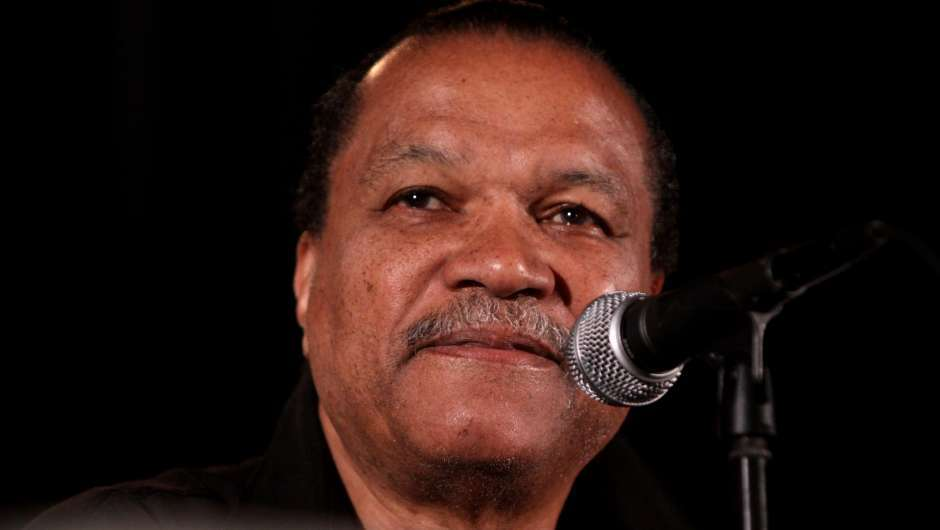 Billy Dee Williams im Jahre 2011 in Phoenix, Arizona