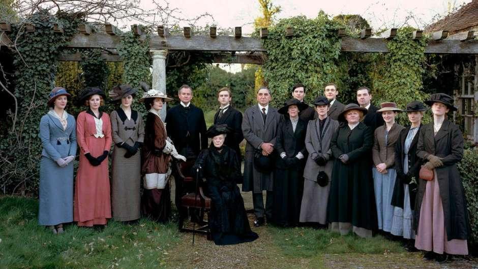 Downton Abbey: Die Serie bekommt im Kino eine Fortsetzung
