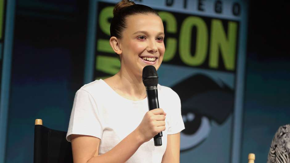 Millie Bobby Brown - Portrait