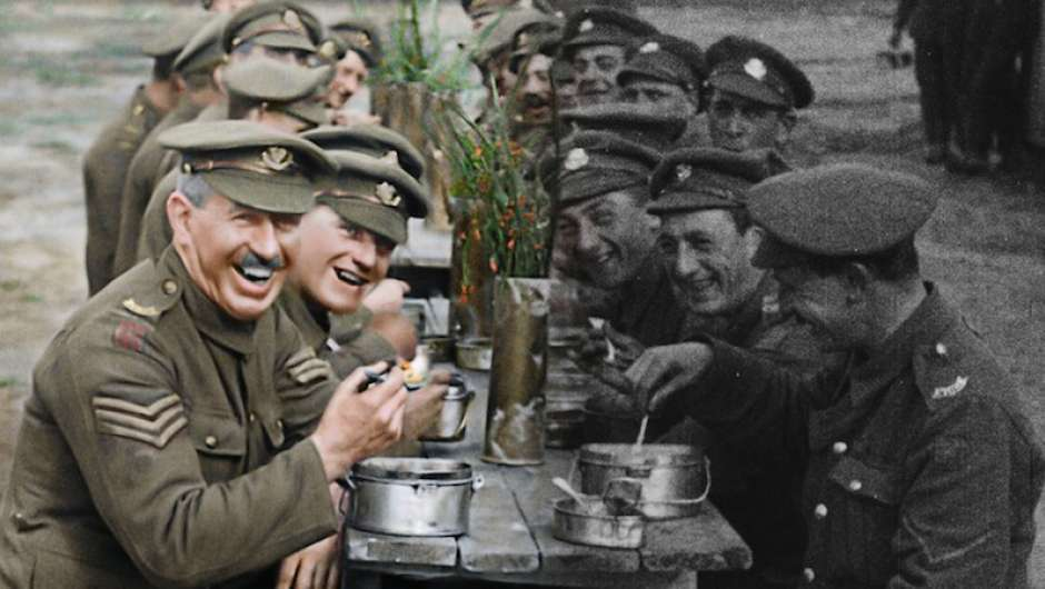 Filmstill zu They Shall Not Grow Old (2018)