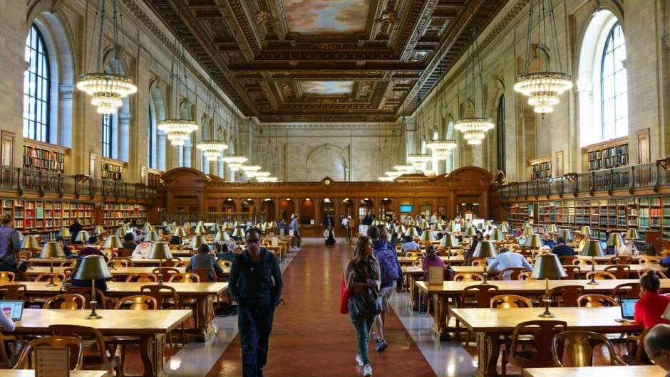 Ex Libris: New York Public Library von Frederick Wiseman