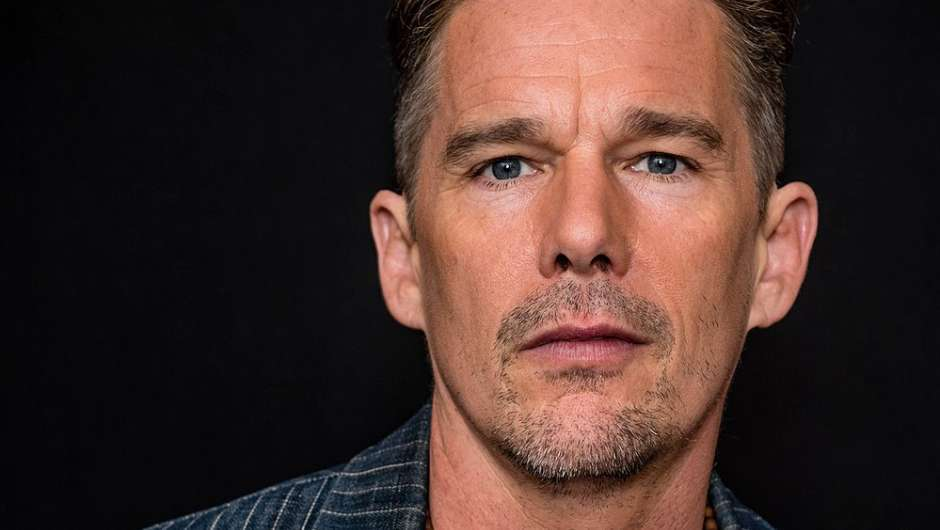 News Ethan Hawke An Bord Der Serie Good Lord Bird