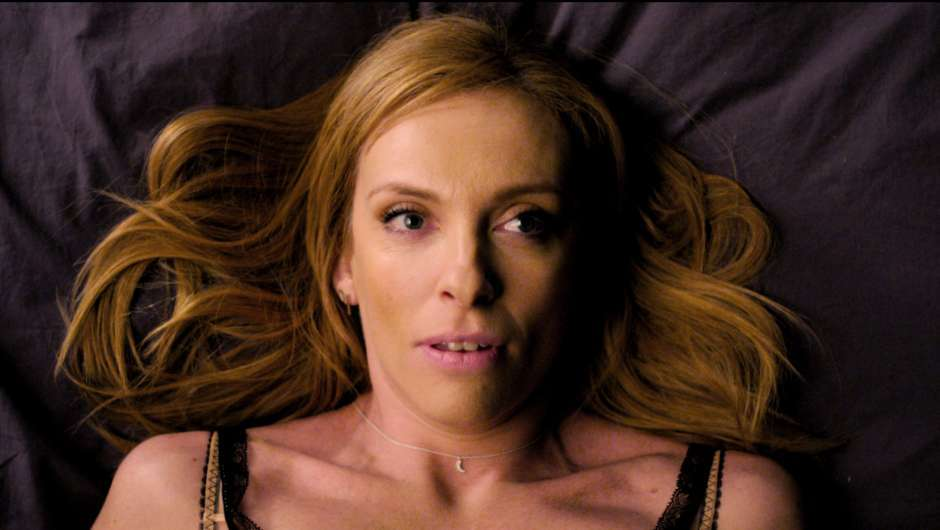 "Toni Collette in ""Wanderlust"""