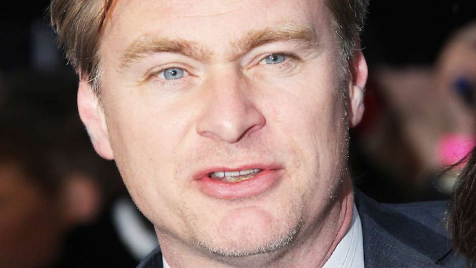 Christopher Nolan - Portrait