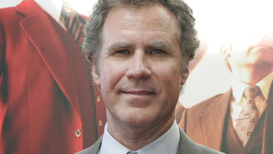 Will Ferrell - Portrait