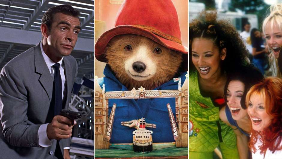 Dr. No/Paddington 2/Spiceworld