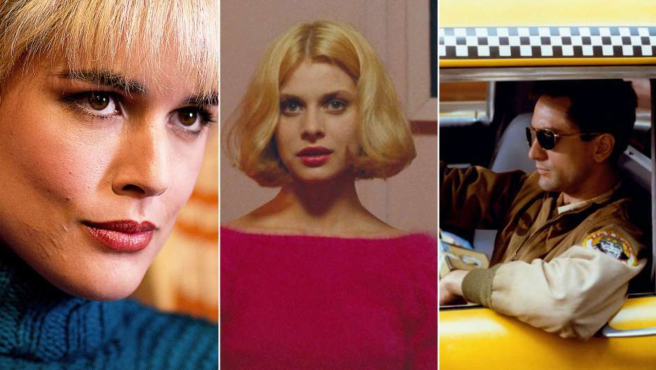 Julieta/Paris, Texas/Taxi Driver