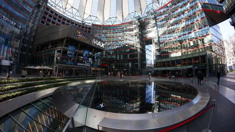 Das CineStar Original im Sony Center
