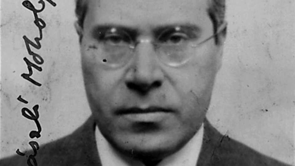 Laszlo Moholy-Nagy - Portrait