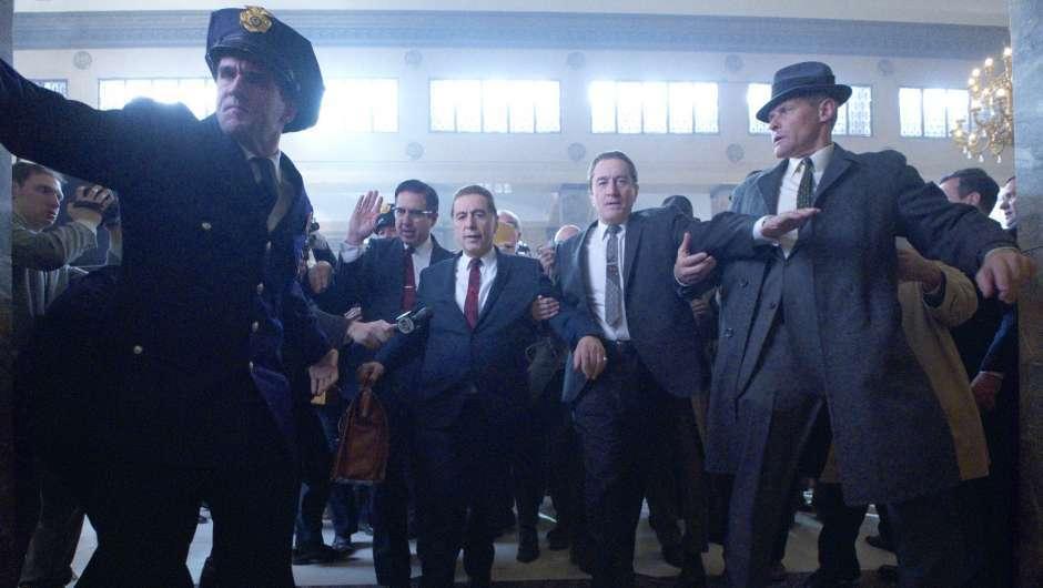 "News | Aktuelles | Martin Scorseses ""The Irishman"" eröffnet 57. New York Film Festival"