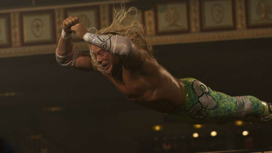 The Wrestler von Darren Aronofsky