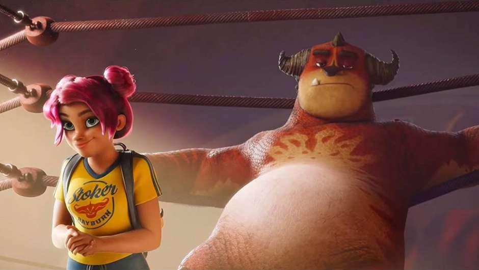 Filmstill zu Monster-Liga (2020) von Hamish Grieve