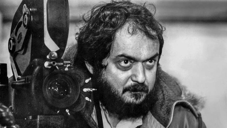 Stanley Kubrick am Set