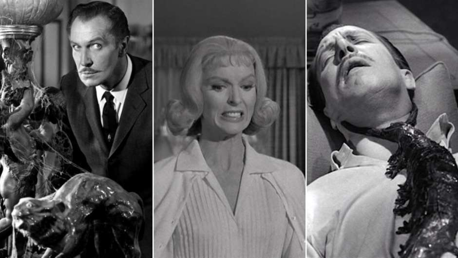 The House On Haunted Hill/Homicidal/The Tingler