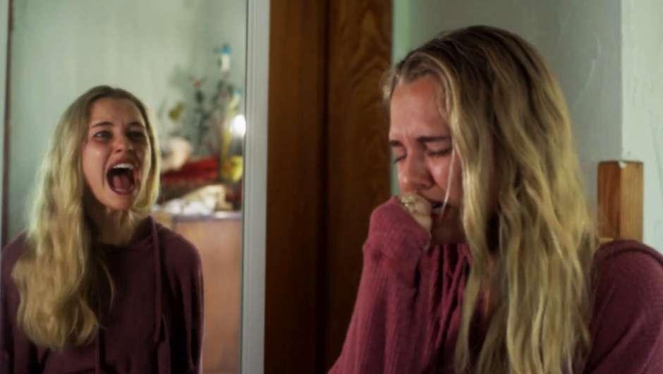 Filmstill zu Fear of Rain (2021) von Castille Landon