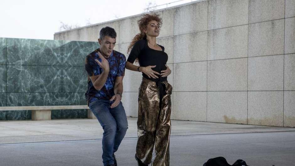 Filmstill zu Official Competition (2021) von Mariano Cohn, Gastón Duprat