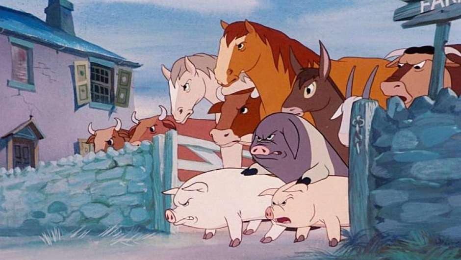 Animal Farm von Joy Batchelor