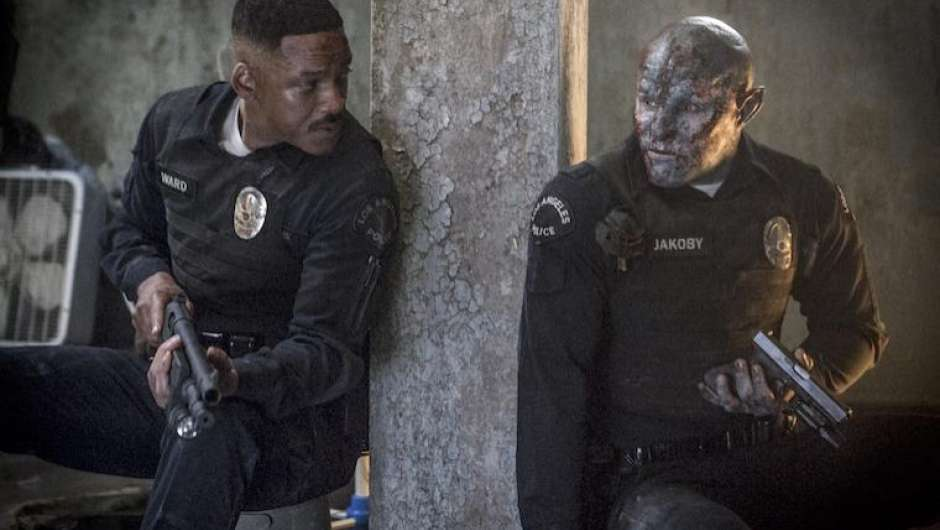 Bright von David Ayer