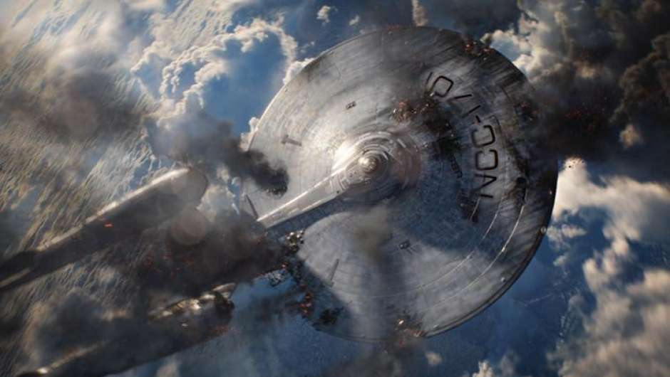 Star Trek Into Darkness von J.J. Abrams