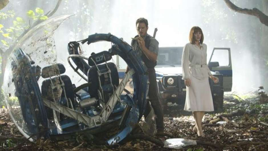 Jurassic World von Colin Trevorrow