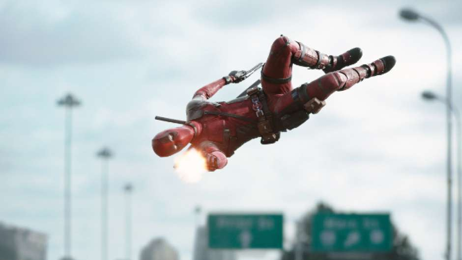 Filmstill aus Deadpool