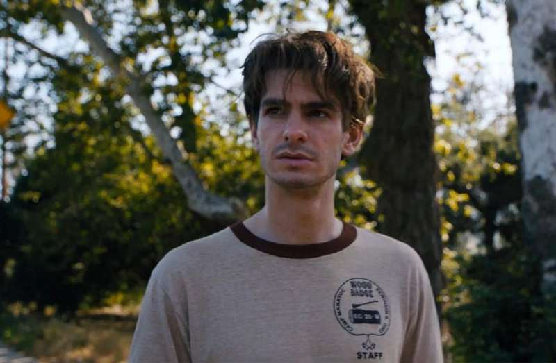 "Andrew Garfield in ""Under the Silver Lake"""