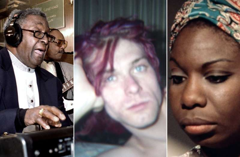 Standing in the Shadows of Motown/Cobain - Montage of Heck/What Happened, Miss Simone?