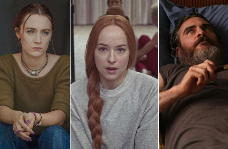Lady Bird/Suspiria/A Beautiful Day