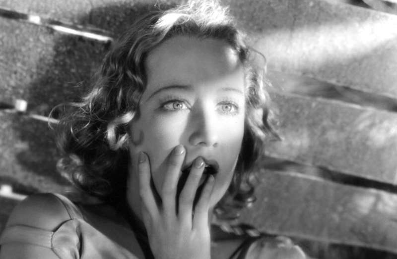 "Miriam Hopkins in ""The Story Of Temple Drake"""