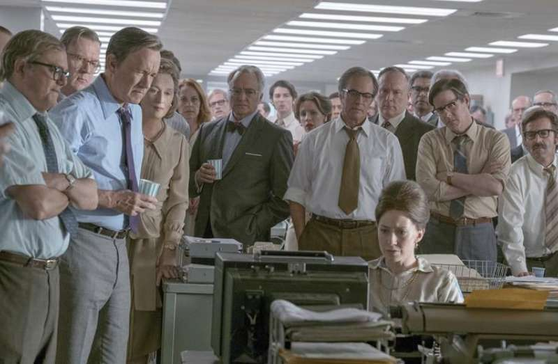 The Post von Steven Spielberg