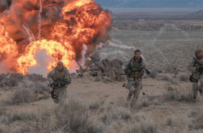 Operation: 12 Strong von Nicolai Fuglsig