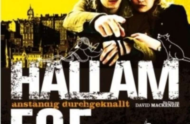 Hallam Foe - DVD-Cover