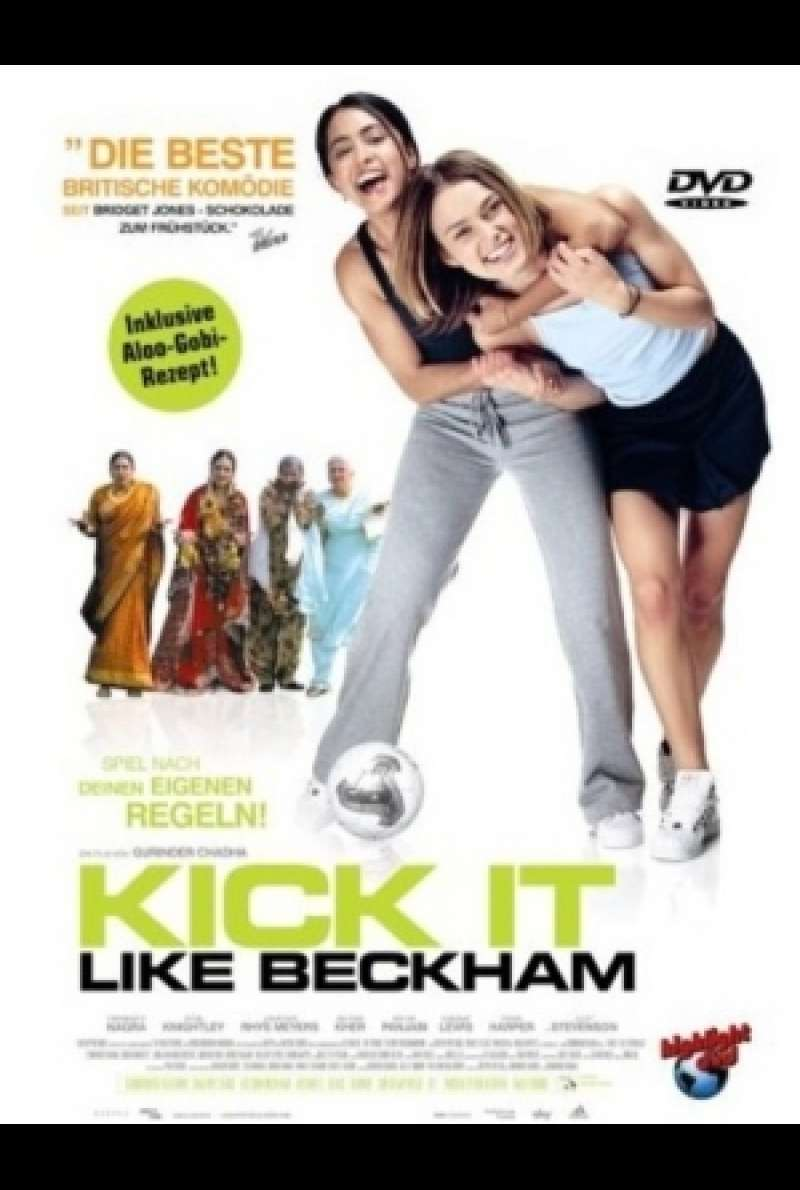 Kick It Like Beckham - DVD-Cover