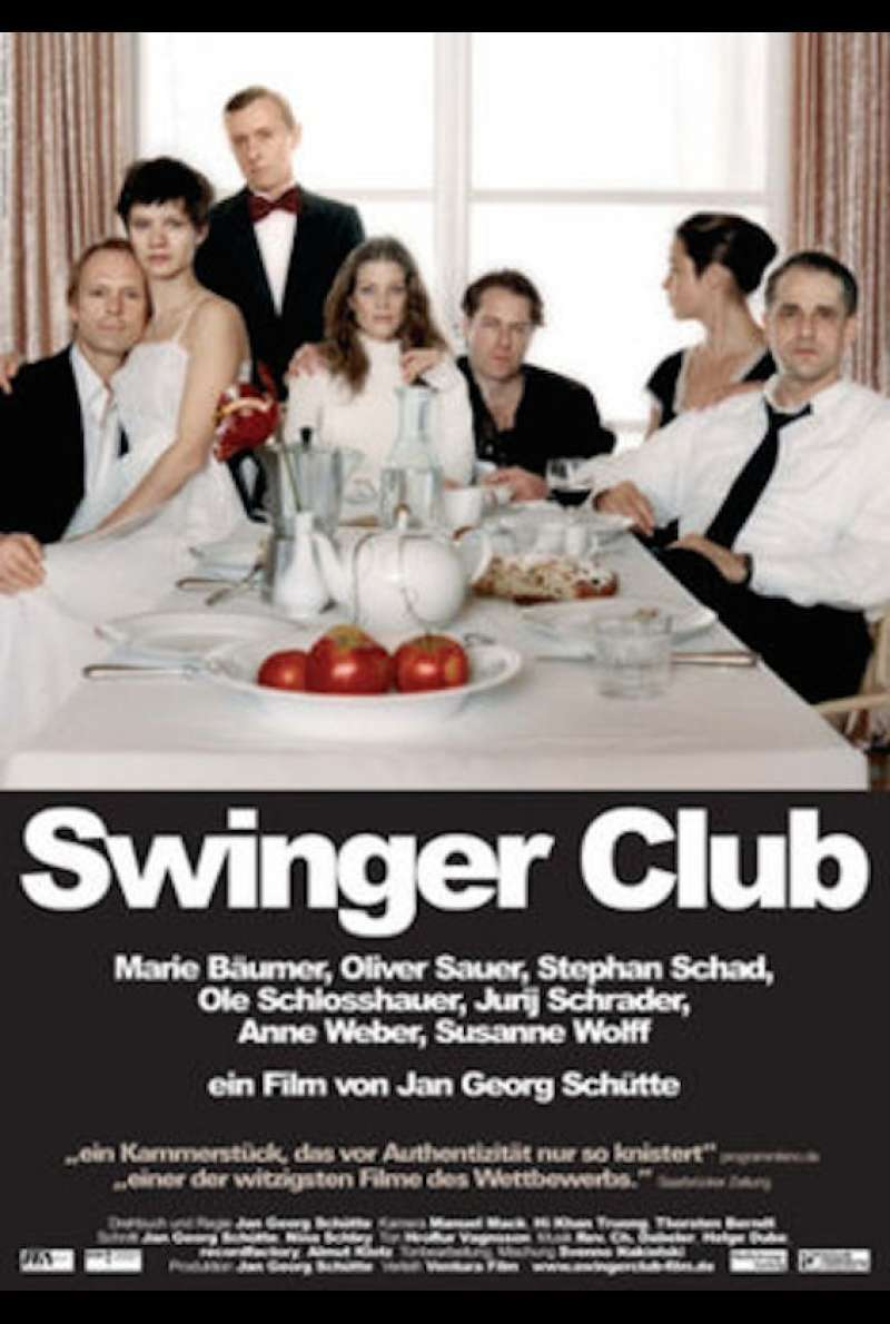 swinger club filme