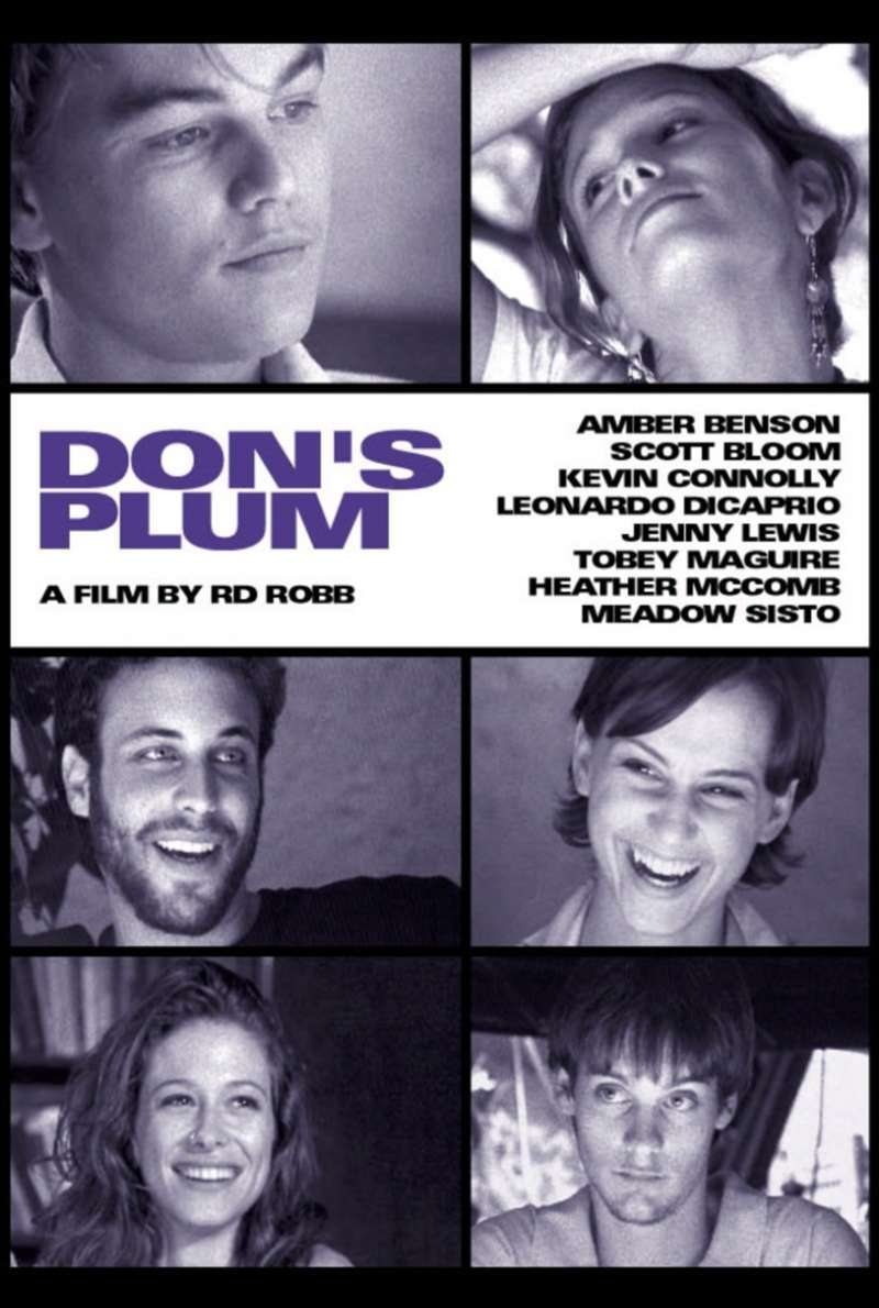 Don's Plum Plakat
